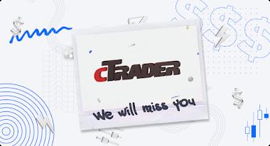 OctaFX menghentikan dukungan dan menutup akun cTrader