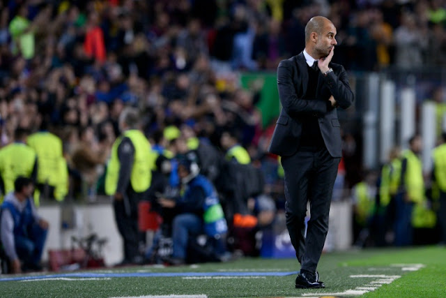 Manchester City seek Barcelona revenge