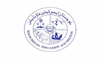BEF Balochistan Education Foundation Jobs 2021 in Pakistan