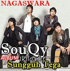 Lagu SouQy Album Sungguh Tega Mp3