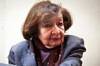 Amparo Dávila, la abuelita dark de la literatura mexicana