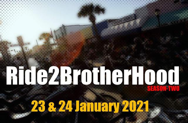 Ride 2 Brotherhood | Karjat | 23 - 24 January 2021 | Register Now