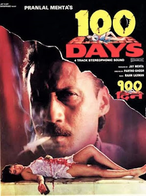 100 Days 1991 Hindi 480p WEBRip 400MB