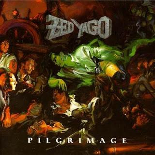 """Ο δίσκος των Zed Yago """"Pilgrimage"""""""