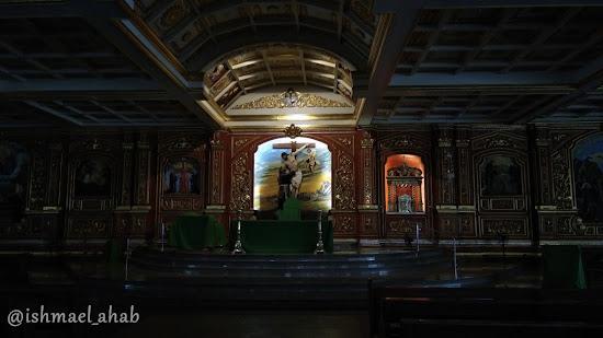Altar of St. Francis Church