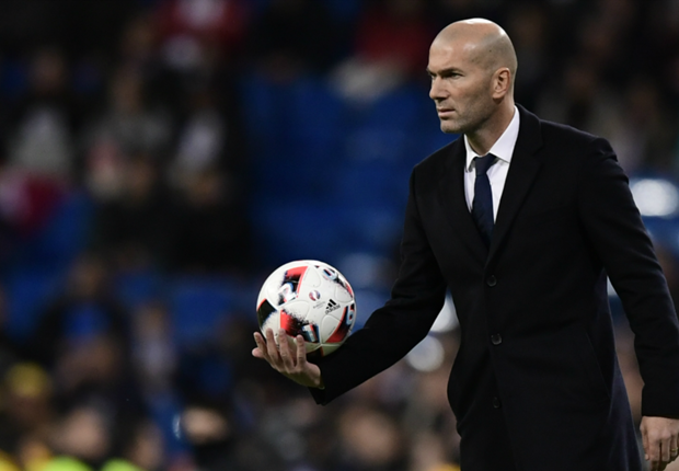 Zidane equals Mourinho's unbeaten away record