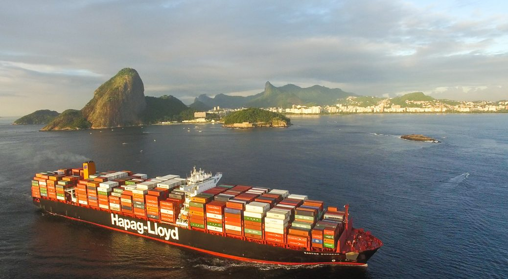 Superávit comercial de Brasil