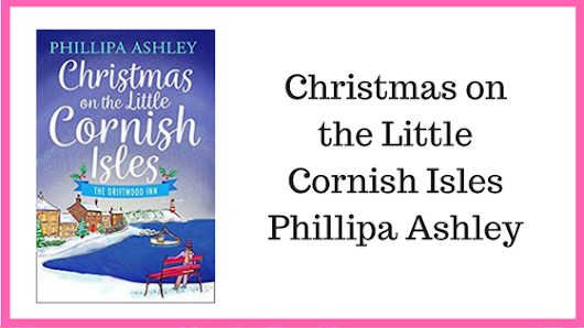 Blog Tour: Christmas on the Little Cornish Isles by Phillipa Ashley