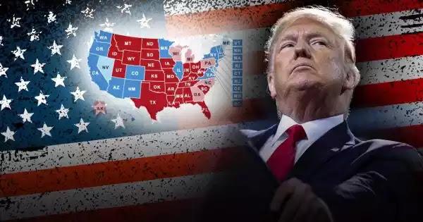 Τραμπ: «Κερδίσαμε - Θα πάμε στο Ανώτατο Δικαστήριο αν μας πάρουν τη νίκη» - Οι Πολιτείες που κρίνουν το αποτέλεσμα