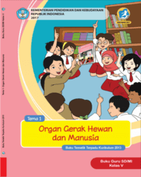 Buku tema 1 Guru Kelas 5 k13 2017