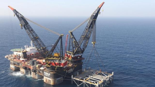 جذور الخلافات اليونانية – التركية حول الغاز في البحر المتوسط
