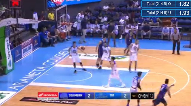 Live Streaming List: TNT Katropa vs Columbian Dyip 2018 PBA Governors' Cup
