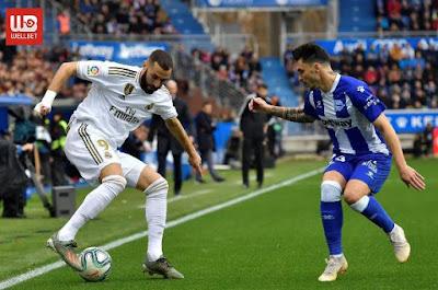 Bóng Đá Trực Tuyến: Nhận định soi kèo Real Madrid vs Alaves
