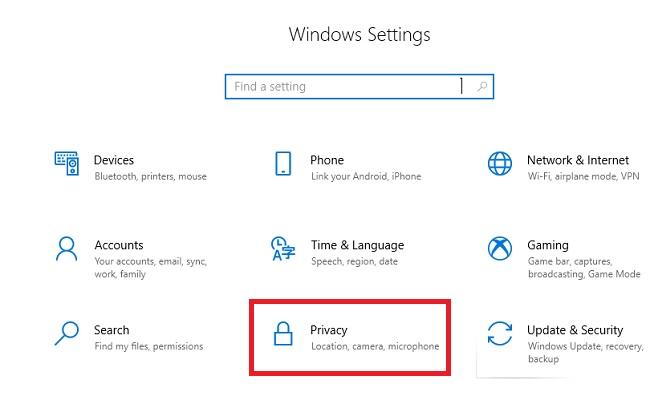 كيفية الوصول الي سجلات نشاط حسابك في ميكروسوفت بويندوز 10 وحذفها
