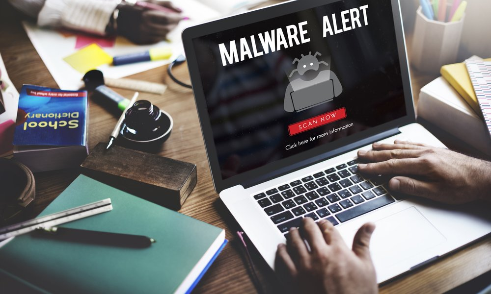 Ciri-ciri laptop terserang virus