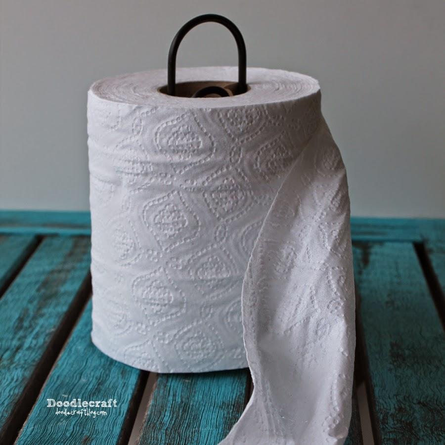Memo Clip Tissue Holder
