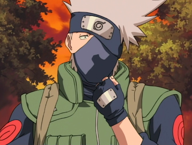 What Does Kakashi Look Like When He Doesn't Have His Mask On?
