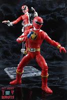 Power Rangers Lightning Collection Dino Thunder Red Ranger 56