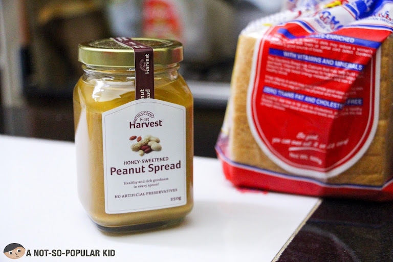 First Harvest's Honey-Sweetened Peanut Spread