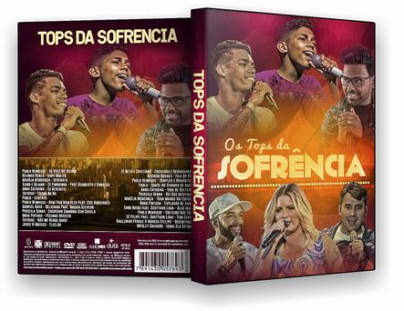 DVD OS TOPS DA SOFRENCIA - ISO