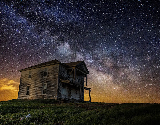 November 13, 2013  Image Credit & Copyright: Aaron Groen