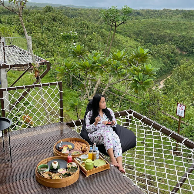 Giri Wanara Camping Resort Jogja