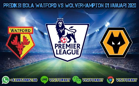 Prediksi Skor Watford vs Wolverhampton 01 Januari 2020