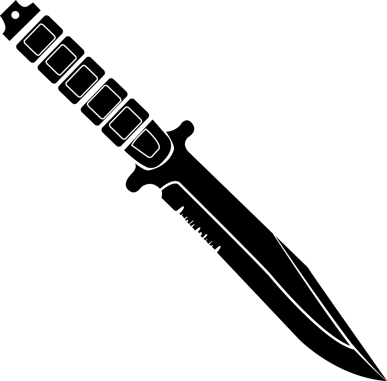 It's just a graphic of Dynamite Drawing Of Knife