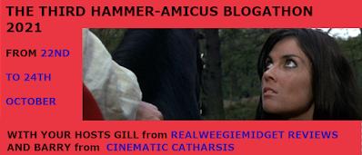 Hammer-Amicus Blogathon - Captain Kronos