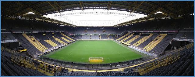 Signal Iduna Park Westfalenstadion – StadiumDB from Signal iduna park innen