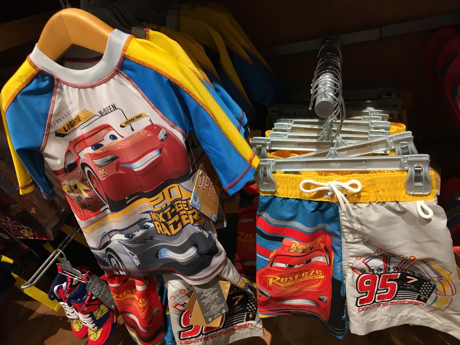 disney store cars 3 toys merchandise