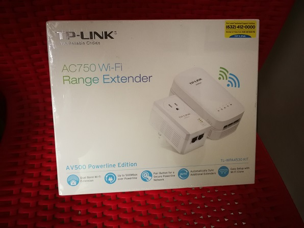 My IT perspective: TP-Link WPA4530 kit review & fix for