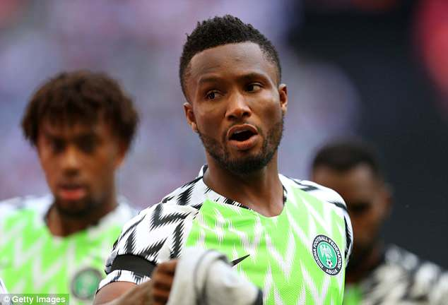 Czech Republic v Nigeria: Obi Mikel gives reasons for Super Eagles 1-0 loss