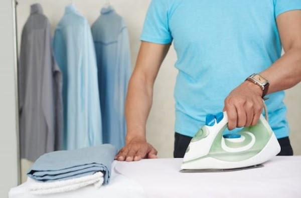 Tips Cepat Dan Efisien Setrika Pakaian