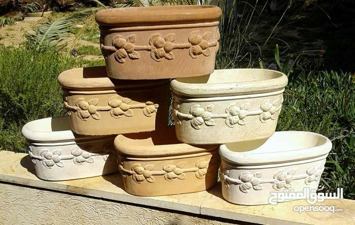 المتجر الليبي لأحواض نباتات الزينة احواض غرس احواض زرع حوض