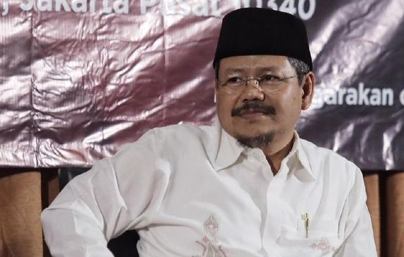 Mengaku Masih Jadi Jubir HTI Padahal HTI Sudah Dibubarkan, Ismail Yusanto Dilaporkan ke Polda Metro