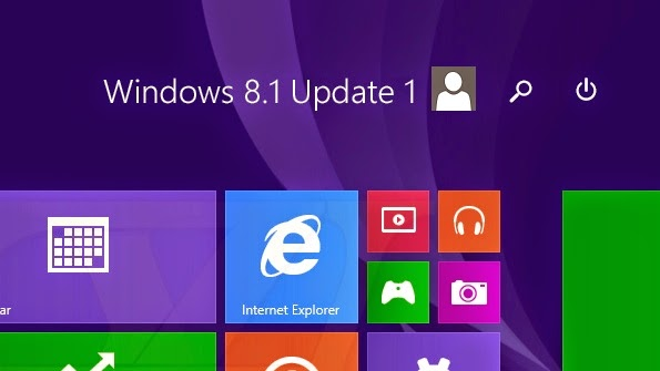 How to install windows 8. 1 update manually or using windows update.