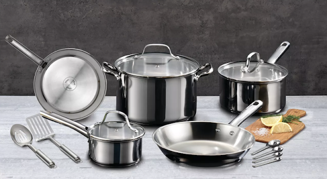 Upgraded Cookware