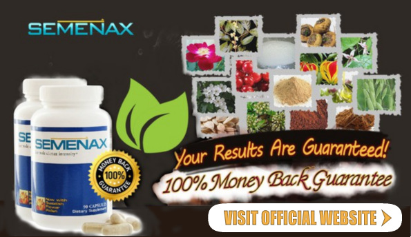 Semenax Money Back Guarantee