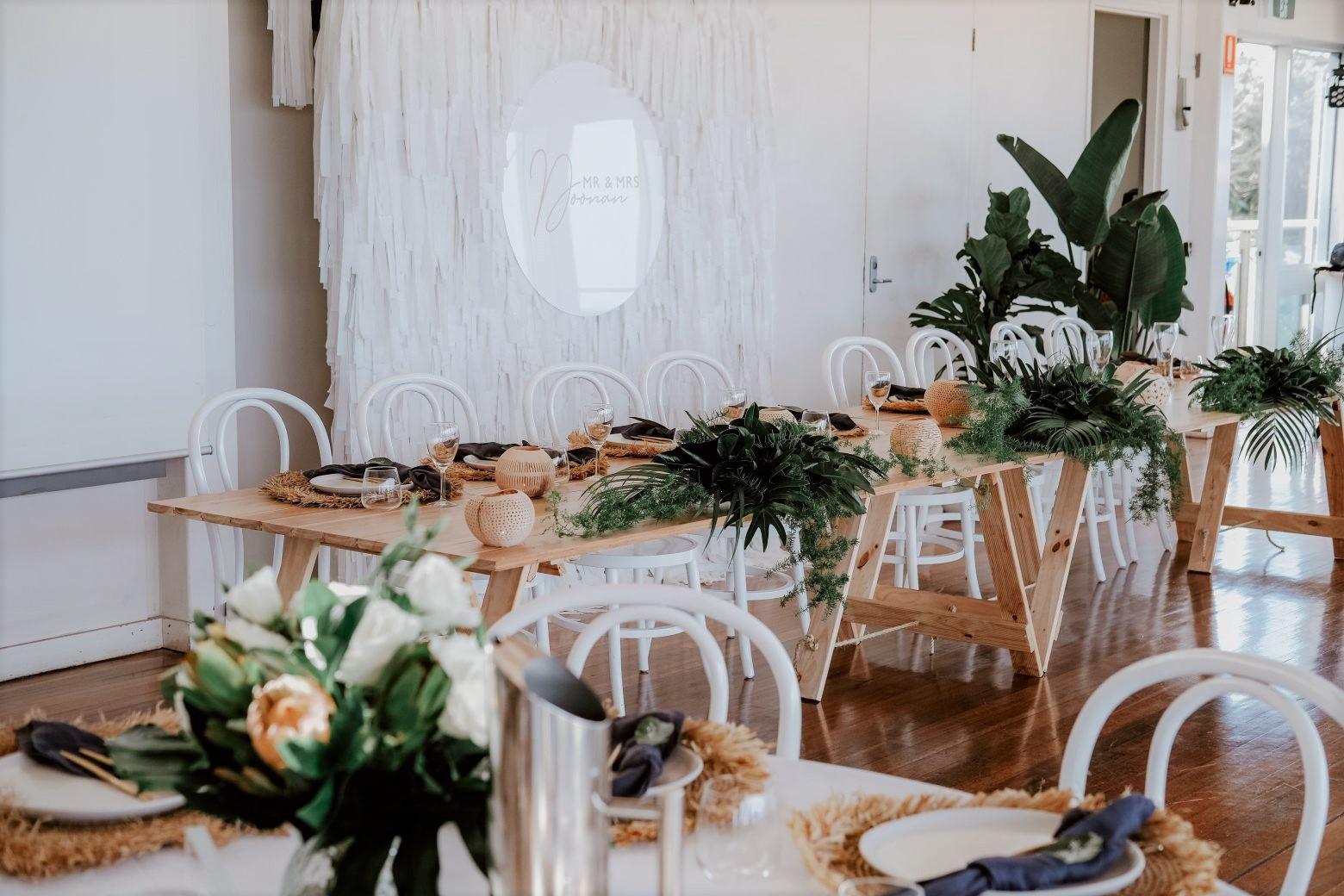 LOVE: JESSIKA + BRADLEY | COASTAL BOHO WEDDING STYLING CENTRAL COAST NSW