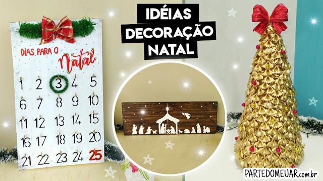 IDEIAS DE NATAL CRIATIVAS