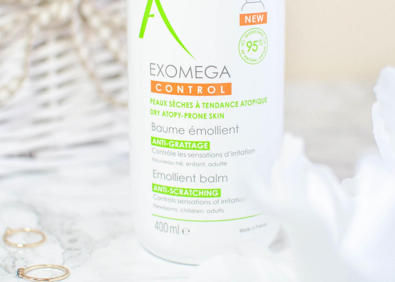 A-Derma Exomega Control Emollient Balm Anti-Scratching