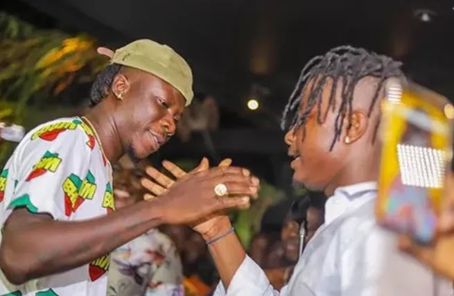 Stonebwoy's Burniton Music Group releases statement of Kelvynboy's attack in Ashaiman