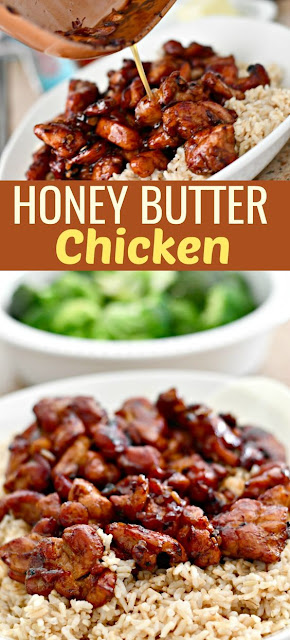 Honey Butter Chicken (Easy Skillet Meal Idea)