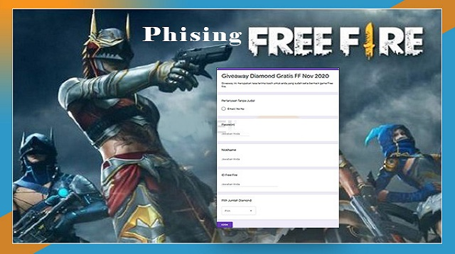 Aplikasi Hack Akun FF Pakai ID