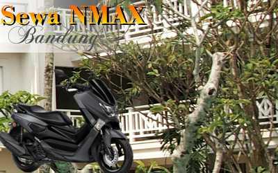 Rental motor N-Max Jl. Ki Putih Bandung