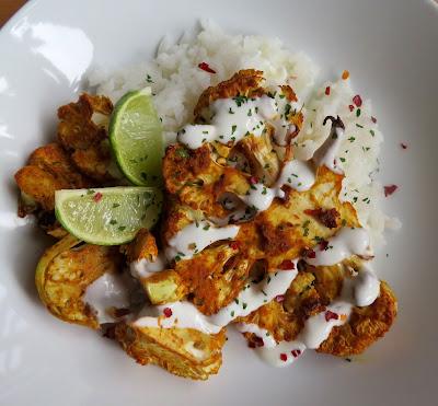 Tandoori Cauliflower