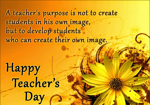Teacher Day Wishes Sms