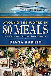 AROUND THE WORLD IN 80 MEALS Cookbook