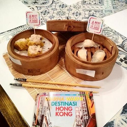 Majalah Femina dan Hong Kong Tourism Board